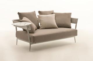 Aikana 2-seater sofa  by  Fast