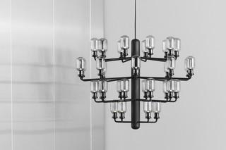Amp chandalier  by  Normann Copenhagen