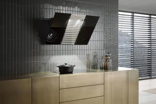 Cooker hood DA 6096 W Black Wing  by  Miele