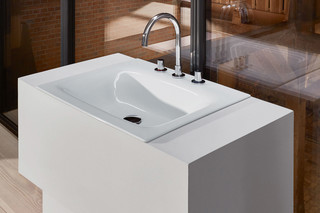 BETTELUX built-in washbasin  by  Bette