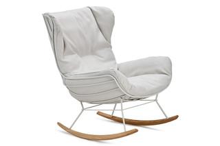 Leyasol Rocking Wingback Chair  by  Freifrau