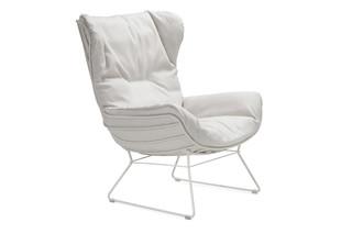Leyasol Wingback Chair  by  Freifrau