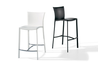 2078 Nobile bar stool  by  DRAENERT