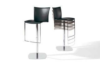 2079 Nobile bar stool  by  DRAENERT