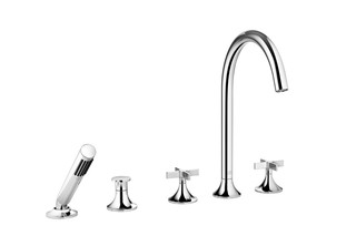 VAIA Five-hole bath mixer  by  Dornbracht