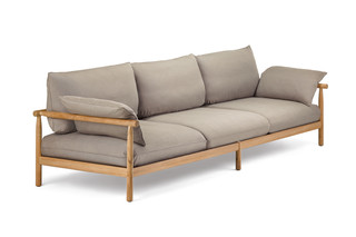 TIBBO 3-seater  by  DEDON