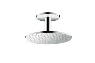 Axor Showers Overhead shower 300 2jet with ceiling connection  by  AXOR