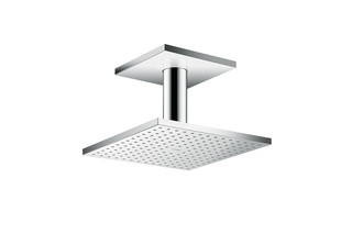 Axor Showers Overhead shower 250/250 2jet with ceiling connection  by  AXOR