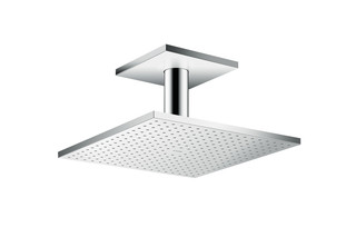 Axor Showers Overhead shower 300/300 1jet with ceiling connection  by  AXOR
