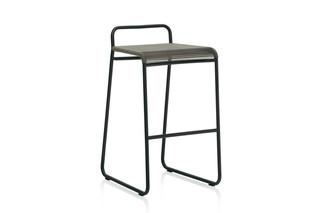 HARP bar stool  von  Roda