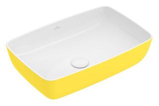 Surface-mounted washbasin Artis rectangular  by  Villeroy&Boch Bath&Wellness