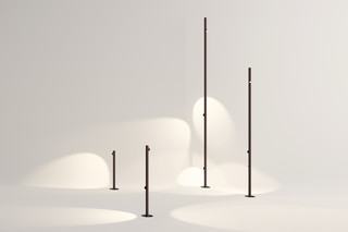 Bamboo floor  by  VIBIA