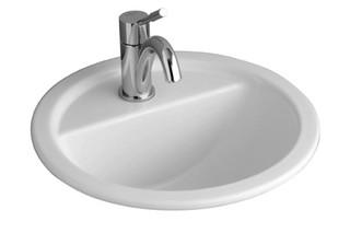 Built-in washbasin Loop & Friends  by  Villeroy&Boch Bath&Wellness