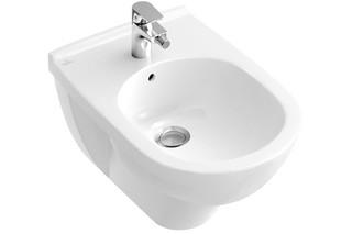 Bidet wall-mounted O.novo  by  Villeroy&Boch Bath&Wellness