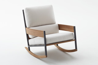 NAP rocking chair  by  Roda