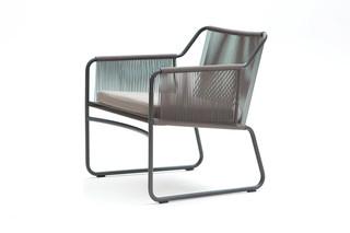 HARP lounge chair  von  Roda