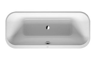 Happy D.2 Plus bathtub  by  Duravit
