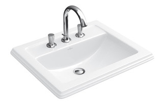 Built-in washbasin Hommage  by  Villeroy&Boch Bath&Wellness