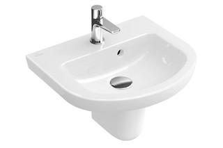 Handwashbasin oval Subway 2.0  by  Villeroy&Boch Bath&Wellness