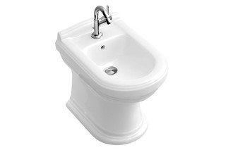 Bidet floor-standing Hommage  by  Villeroy&Boch Bath&Wellness
