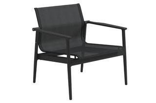180 Loungesessel stapelbar  von  Gloster Furniture