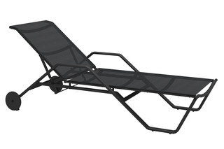 180 Stacking Lounger  by  Gloster Furniture