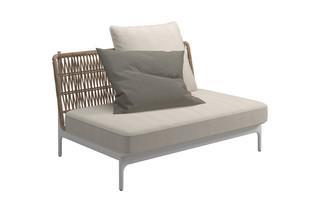 Grand Weave Mittel Modul  von  Gloster Furniture