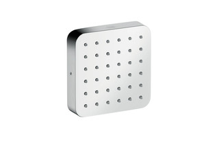 Axor shower module 120/120 Softcube for concealed installation  by  AXOR