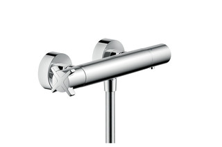 Axor Citterio E Thermostatic shower mixer for exposed installation  by  AXOR