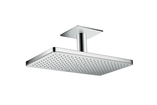 Axor overhead shower 460 / 300 1jet with ceiling connector  by  AXOR