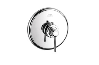 Axor Montreux thermostatic mixer 43l/min for concealed installation with lever handle  by  AXOR