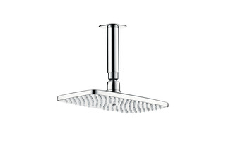 Axor Raindance E 240 Air 1jet overhead shower with ceiling connector 100 mm  by  AXOR