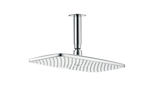 Axor Raindance E 360 Air 1jet overhead shower with ceiling connector 100 mm  by  AXOR