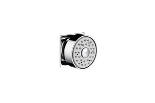Axor body shower 1jet Square  by  AXOR