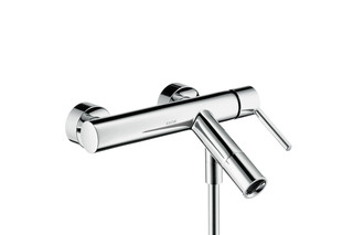 Axor Starck Single lever bath mixer for exposed installation  by  AXOR