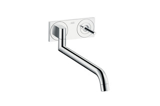Axor Uno² Single lever kitchen mixer for concealed installation wall-mounted  by  AXOR