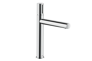 Axor Uno Select Single Lever Basin Mixer 200 without pull-rod  by  AXOR
