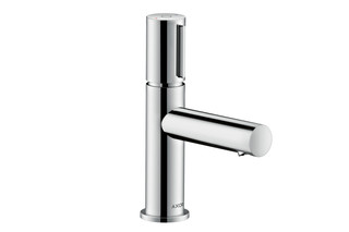 Axor Uno Select Single Lever Basin Mixer 110 with pull-rod  by  AXOR