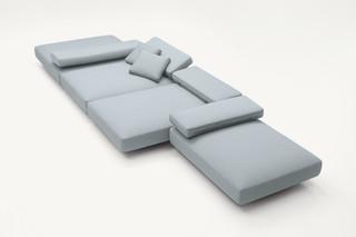 Agio Sofa modular  von  Paola Lenti