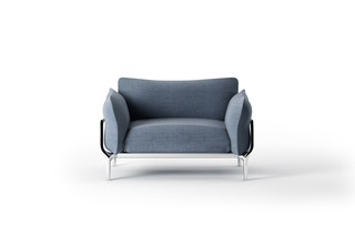 vina armchair  by  Alias