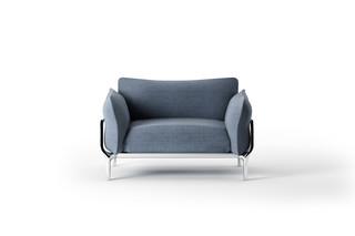 vina armchair  von  Alias