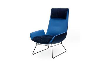 Amelie Lounge Chair  by  Freifrau