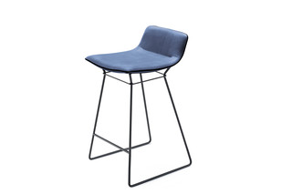 Amelie kitchen stool low  by  Freifrau