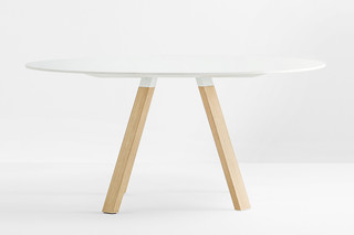 ARKI-TABLE ARK WOOD  von  Pedrali