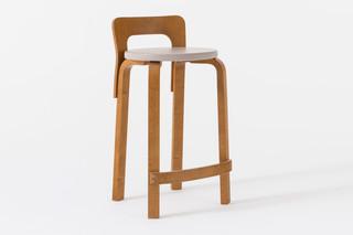 High Chair K65  by  Artek