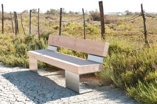 Bio2 bench  by  CYRIA