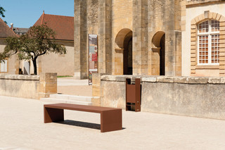 Eudald bench I  by  CYRIA