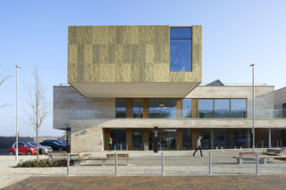 TECU® GOLD, Mulberry Park Community Hub, Bath, UK  by  KME