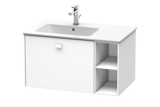 Brioso Vanity unit asymmetric  by  Duravit