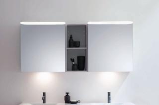 Badu mirror cabinets  by  burgbad